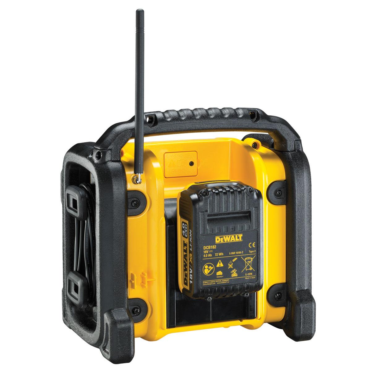 DCR019 s baterií