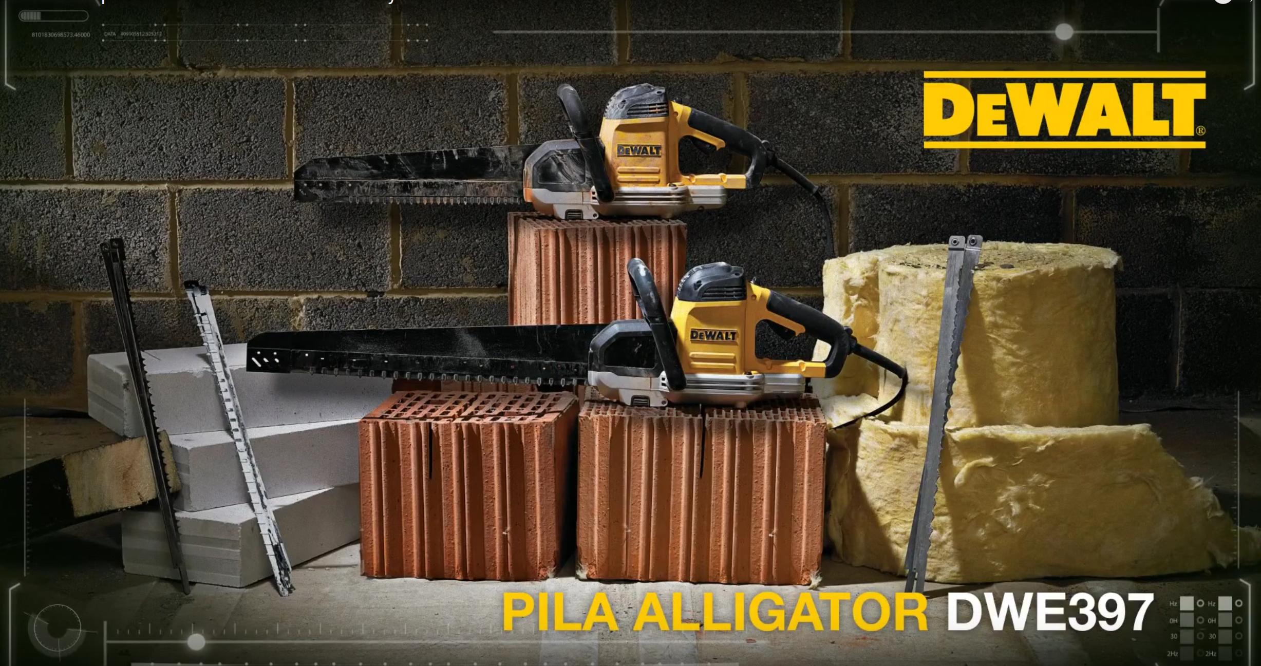 Pila Alligator